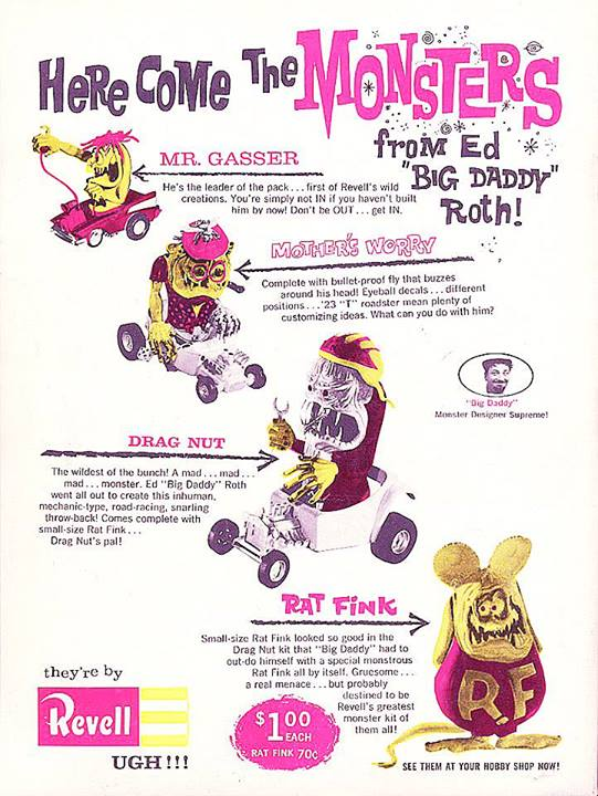 "Ed ""Big Daddy"" Roth  10980210"