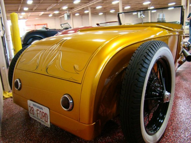 1928 - 29 Ford  hot rod - Page 2 1110