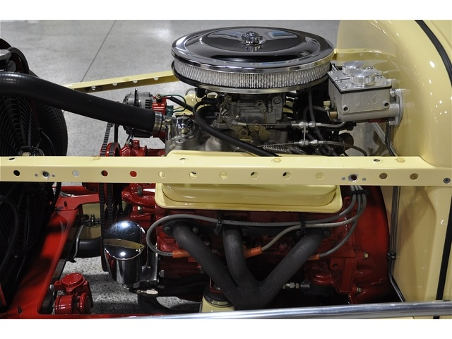 Ford T hot rod (1908 - 1927) - T rod 1414_b10