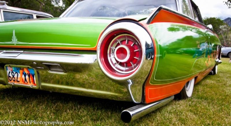 Ford Thunderbird 1961 - 1963 custom & mild custom 18215112