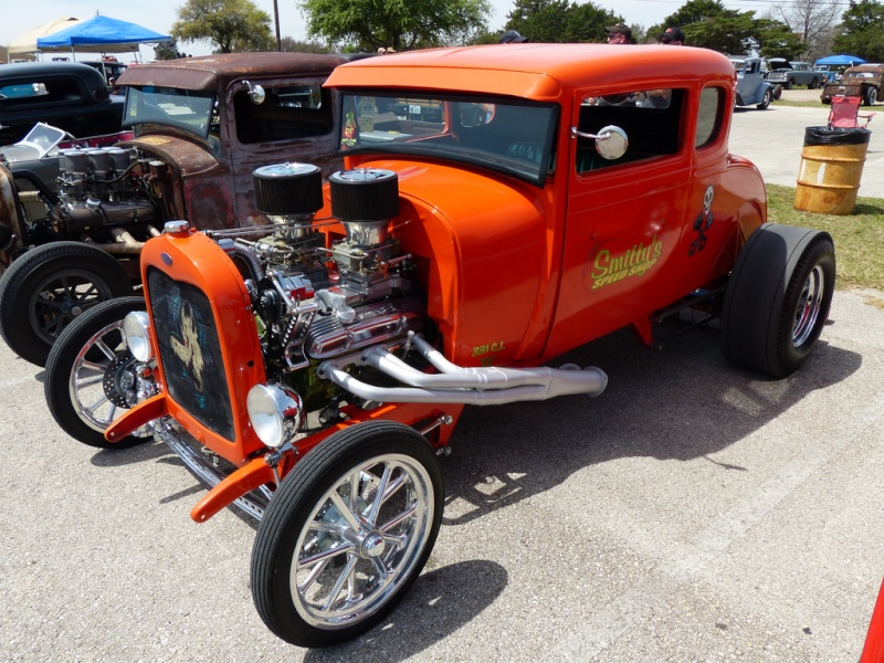 30's & 40's Ford gasser 1929mo12