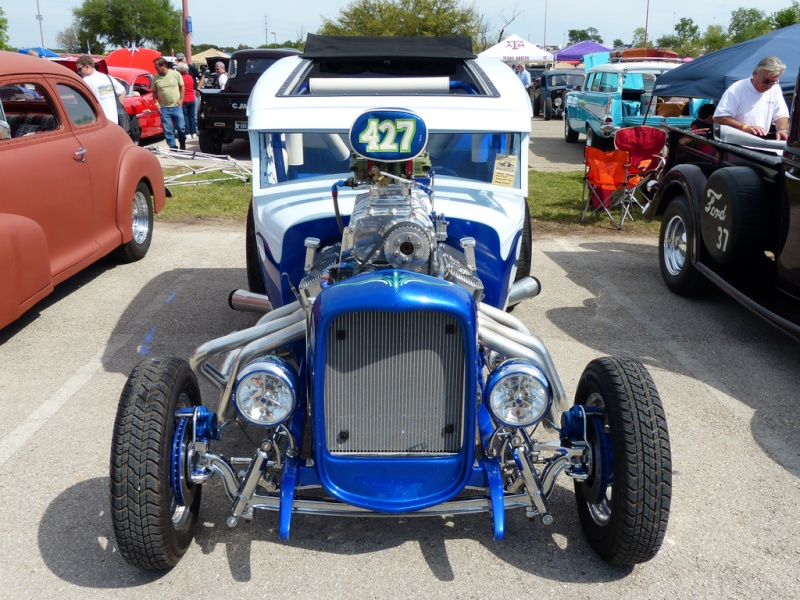 30's & 40's Ford gasser 1930_f10