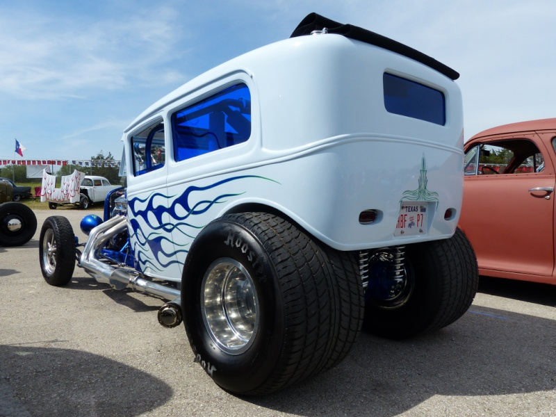 30's & 40's Ford gasser 1930_f14