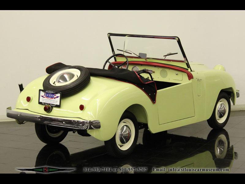Microcar et voitures électriques 1951cr11