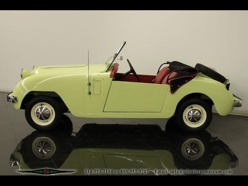 Microcar et voitures électriques 1951cr12