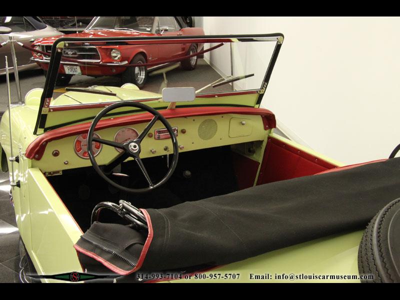 Microcar et voitures électriques 1951cr13