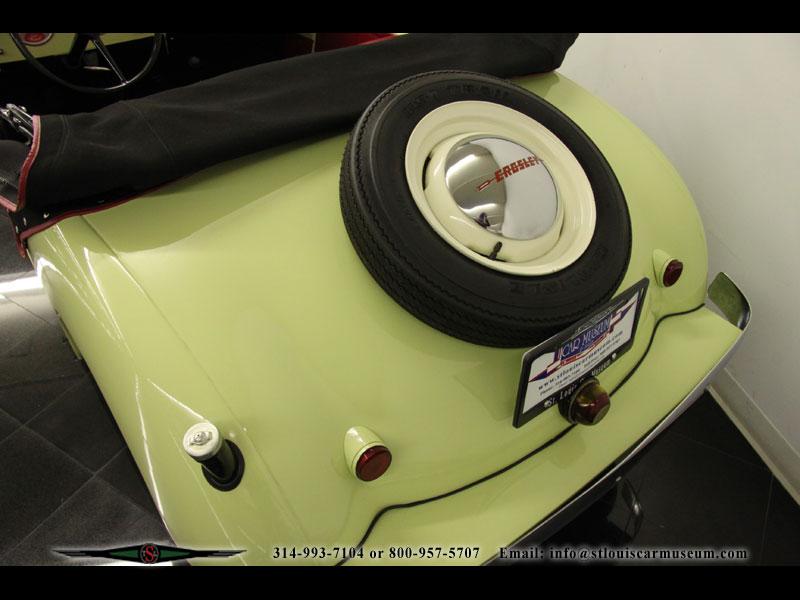 Microcar et voitures électriques 1951cr18