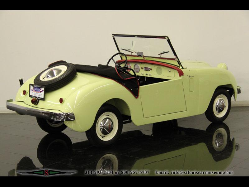 Microcar et voitures électriques 1951cr19