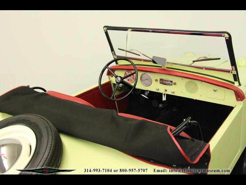 Microcar et voitures électriques 1951cr20