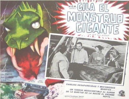 The Giant Gila Monster - Ray Kellogg - 1959 1959th10
