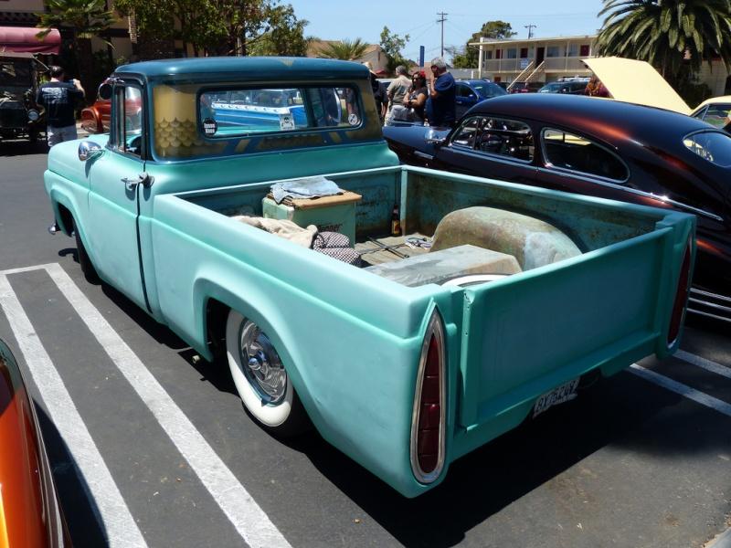 Ford Pick up 1958 - 1966 custom & mild custom 1960_f12