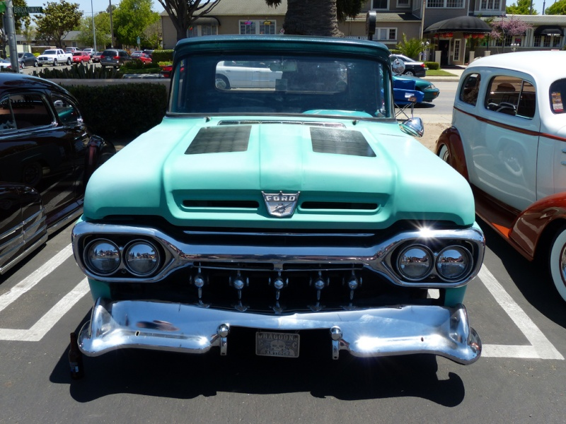 Ford Pick up 1958 - 1966 custom & mild custom 1960_f15