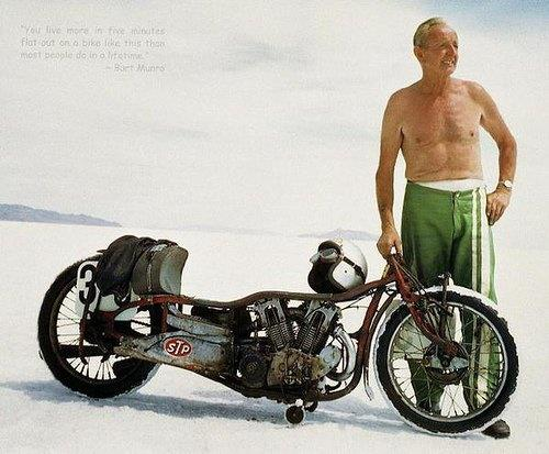 Burt Monroe - Pilote de moto de records 21311_10