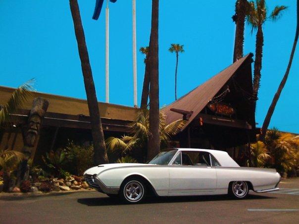 Ford Thunderbird 1961 - 1963 custom & mild custom 22562410