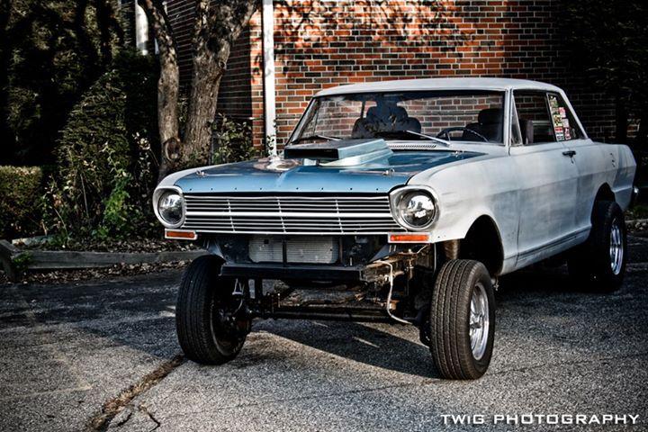 1960's GM gasser 25556010