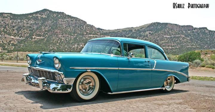 Chevy 1956 custom & mild custom - Page 2 311
