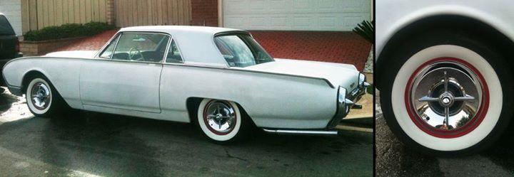 Ford Thunderbird 1961 - 1963 custom & mild custom 31640210