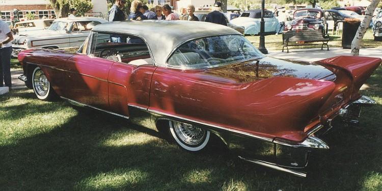 Cadillac 1957 & 1958  custom & mild custom 33-vi10
