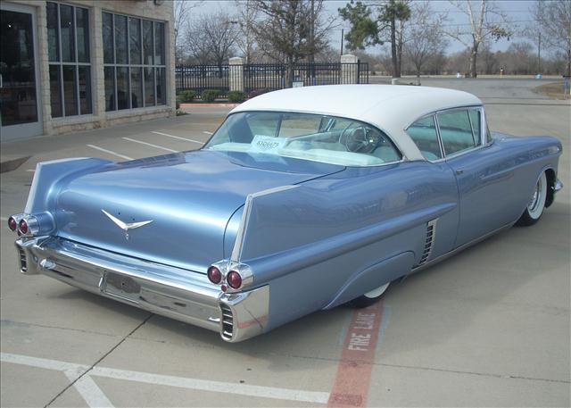 Cadillac 1957 & 1958  custom & mild custom 33956815