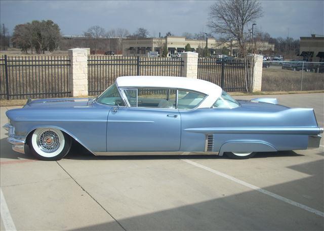 Cadillac 1957 & 1958  custom & mild custom 33956817