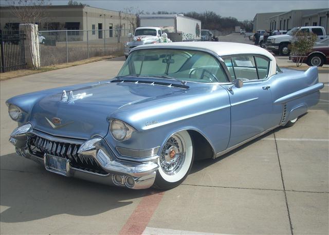 Cadillac 1957 & 1958  custom & mild custom 33956820