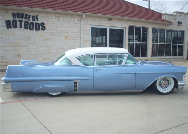 Cadillac 1957 & 1958  custom & mild custom 33956822