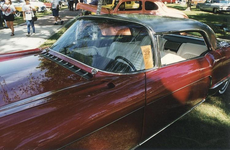 Cadillac 1957 & 1958  custom & mild custom 34-vi10