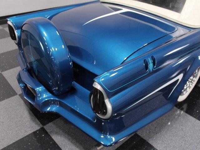1955, '56 and '57 T-Bird custom & mild custom 3784_e10