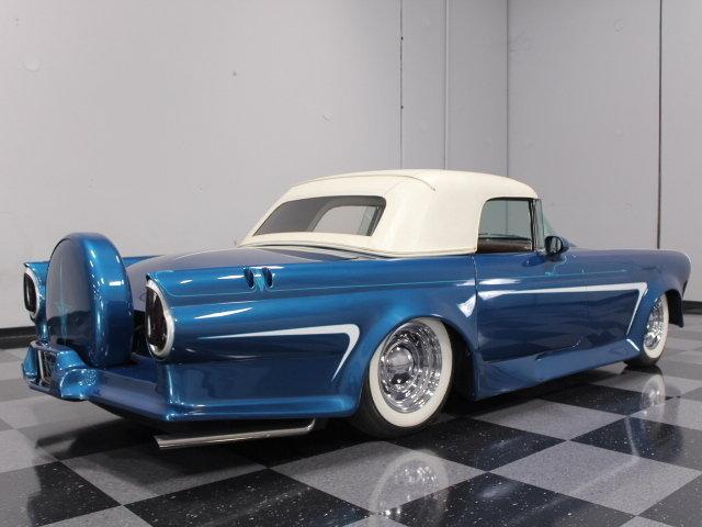 1955, '56 and '57 T-Bird custom & mild custom 3794_c10