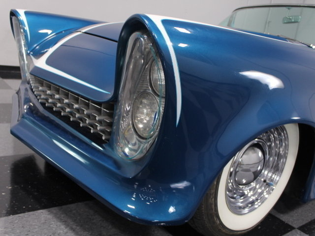 1955, '56 and '57 T-Bird custom & mild custom 3867_f10