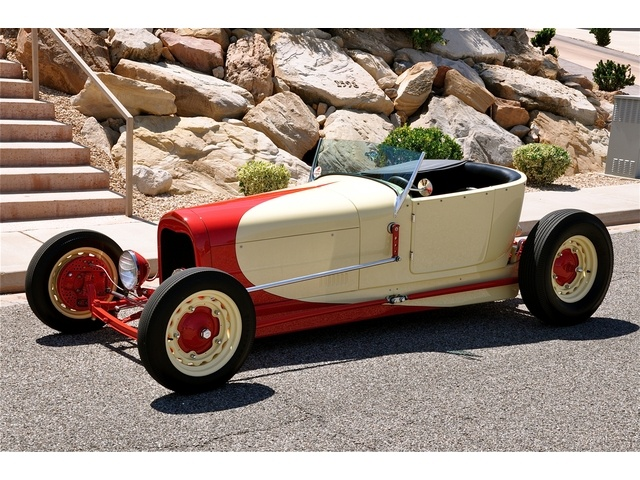 Ford T hot rod (1908 - 1927) - T rod 3_bmp10