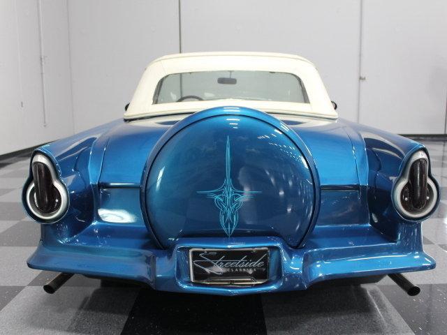 1955, '56 and '57 T-Bird custom & mild custom 4033_710