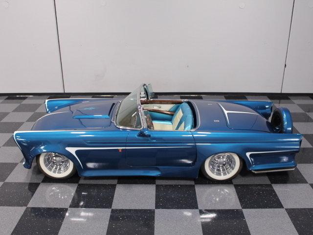 1955, '56 and '57 T-Bird custom & mild custom 4127_110
