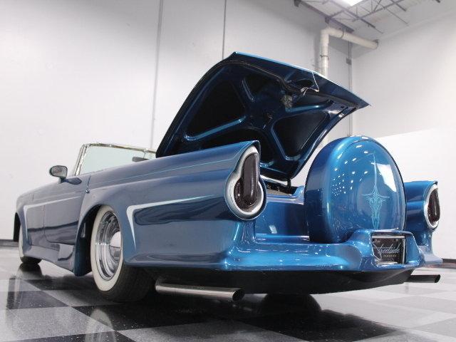 1955, '56 and '57 T-Bird custom & mild custom 4172_210