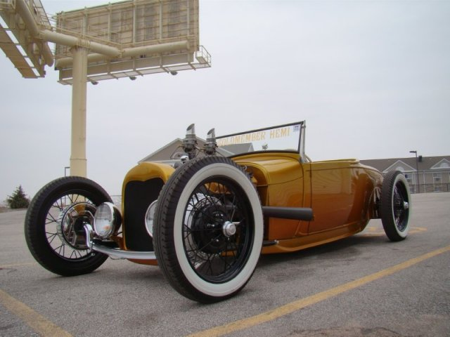 1928 - 29 Ford  hot rod - Page 2 4210