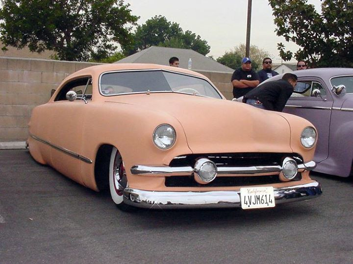 Ford 1949 - 50 - 51 (shoebox) custom & mild custom galerie - Page 4 42909610