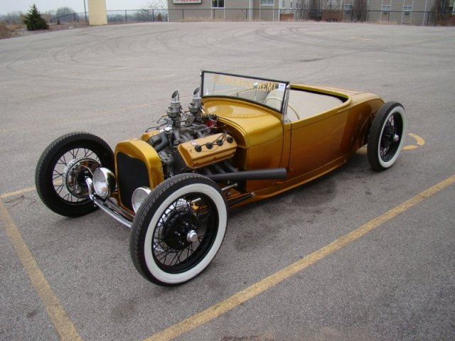 1928 - 29 Ford  hot rod - Page 2 4310