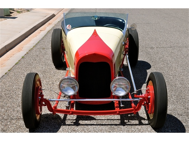Ford T hot rod (1908 - 1927) - T rod 4_bmp10