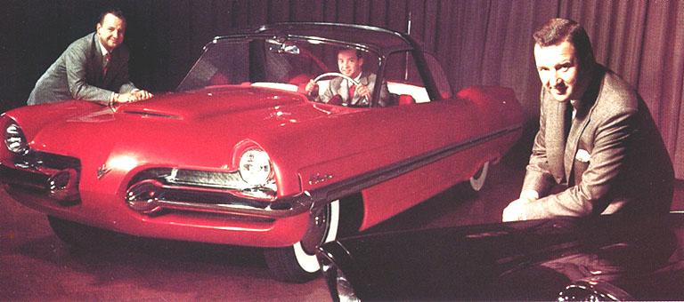1953 Lincoln XL-500 53linc10
