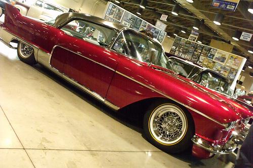 Cadillac 1957 & 1958  custom & mild custom 54239510