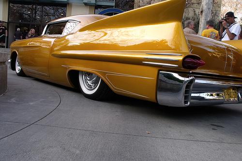 Cadillac 1957 & 1958  custom & mild custom 54349610