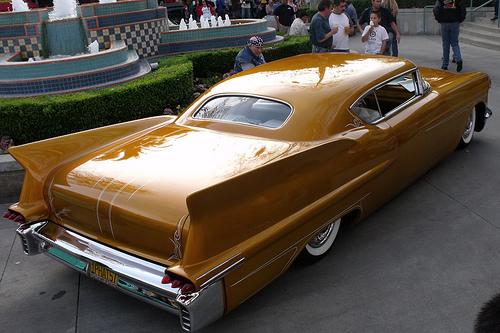 Cadillac 1957 & 1958  custom & mild custom 54355710
