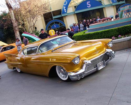 Cadillac 1957 & 1958  custom & mild custom 54355810