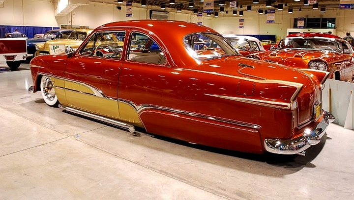 Ford 1949 - 50 - 51 (shoebox) custom & mild custom galerie - Page 5 55488310