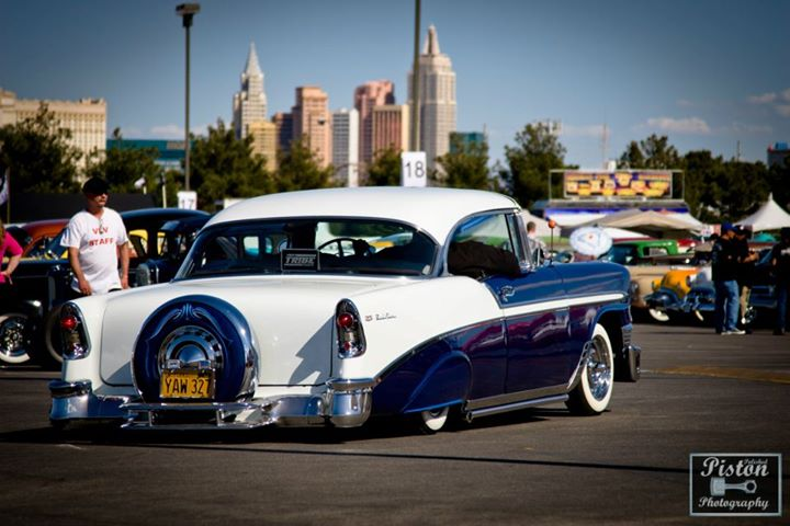 Chevy 1956 custom & mild custom 55807010