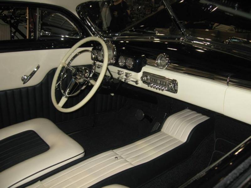 1951 Mercury - Ruggiero Merc - Bill Ganahl - South City Rod & Custom 57936110