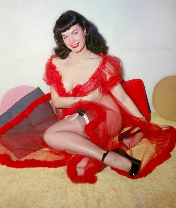 Betty Page 64389610