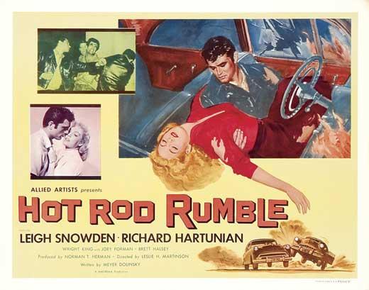 Hot Rod Rumble - Leslie H. Martinson - 1957   67256910