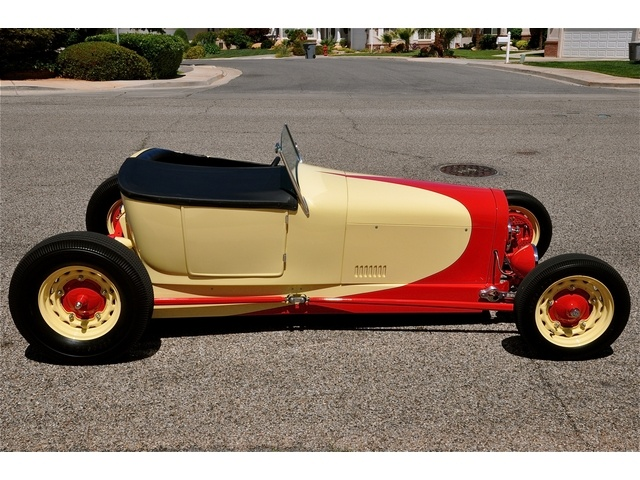 Ford T hot rod (1908 - 1927) - T rod 6_bmp10