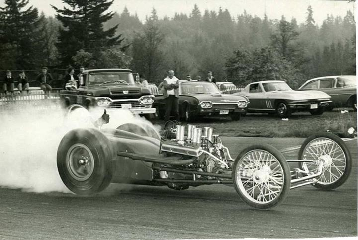 1950's & 1960's hot rod & dragster race 72634_10